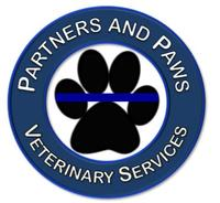 Partners and Paws Veterinary Services Logo